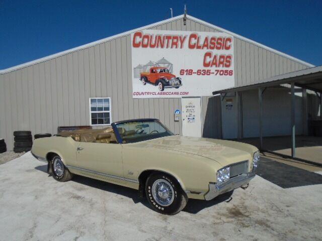 1970 Oldsmobile Cutlass Supreme (CC-1452628) for sale in Staunton, Illinois