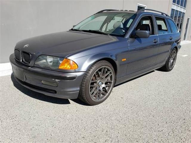 2001 BMW 3 Series (CC-1452629) for sale in Cadillac, Michigan
