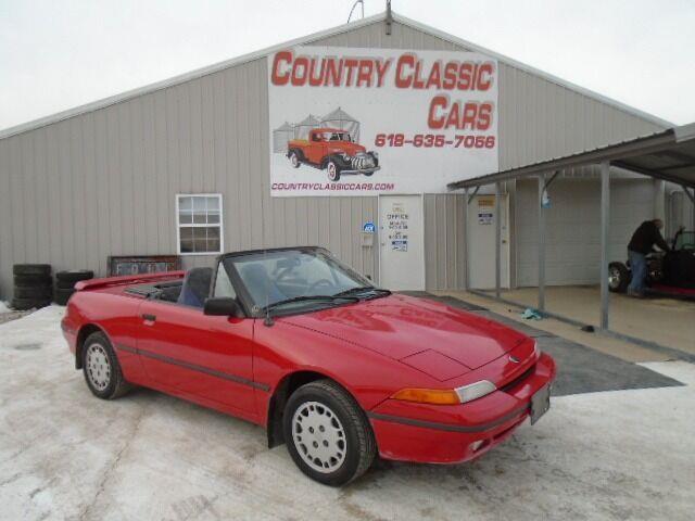 1991 Mercury Capri (CC-1452634) for sale in Staunton, Illinois