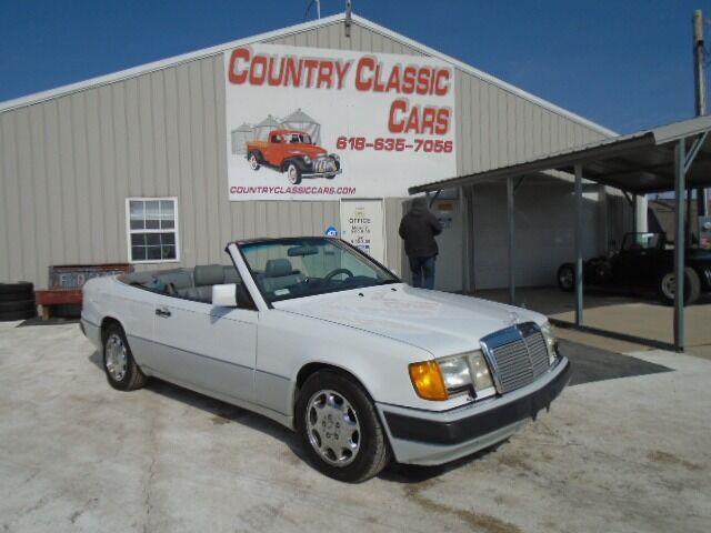 1993 Mercedes-Benz 300 (CC-1452637) for sale in Staunton, Illinois