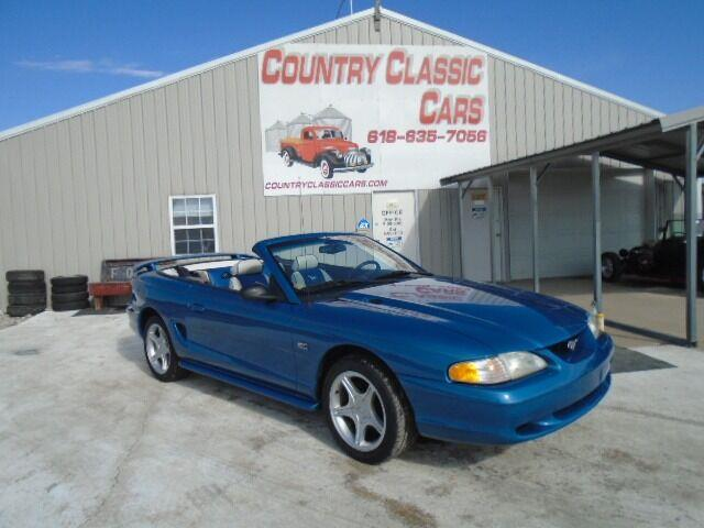 1994 Ford Mustang (CC-1452638) for sale in Staunton, Illinois