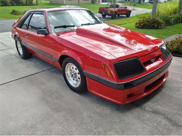 1986 Ford Mustang (CC-1452639) for sale in Cadillac, Michigan
