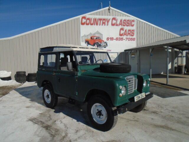 1962 Land Rover Defender (CC-1452641) for sale in Staunton, Illinois