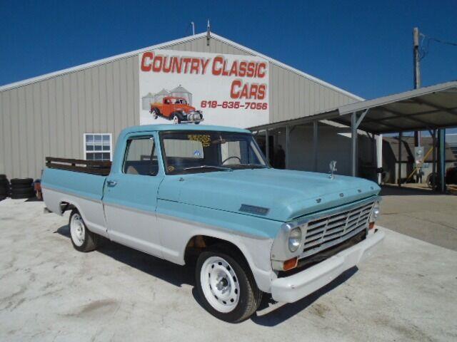 1967 Ford F100 (CC-1452643) for sale in Staunton, Illinois