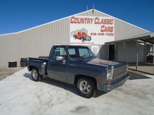 1973 Chevrolet C/K 10 (CC-1452646) for sale in Staunton, Illinois
