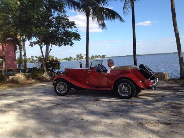 1982 MG TD (CC-1452652) for sale in Cadillac, Michigan