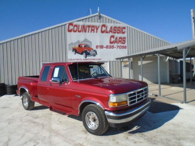 1995 Ford F150 (CC-1452654) for sale in Staunton, Illinois
