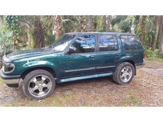 1995 Ford Explorer (CC-1452657) for sale in Cadillac, Michigan