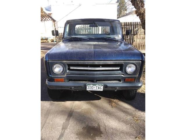 1969 International Harvester (CC-1452661) for sale in Cadillac, Michigan