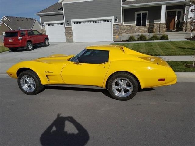 1976 Chevrolet Corvette (CC-1452664) for sale in Cadillac, Michigan
