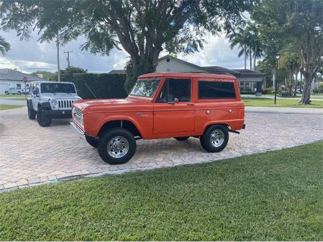 1974 Ford Bronco (CC-1450268) for sale in Cadillac, Michigan