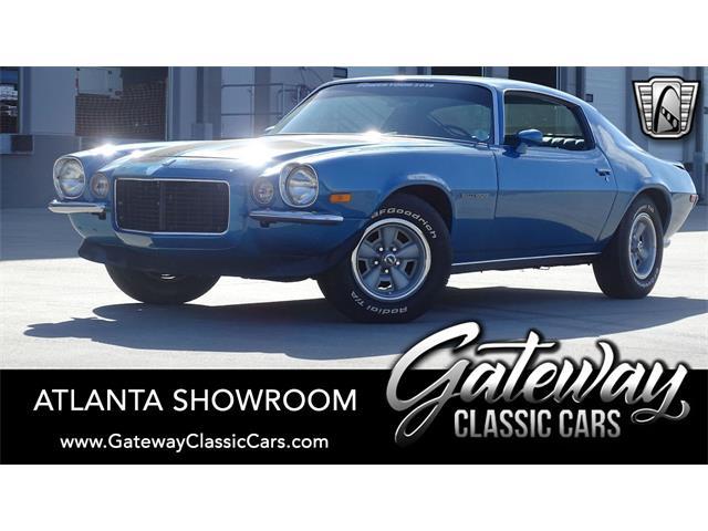1970 Chevrolet Camaro (CC-1452685) for sale in O'Fallon, Illinois