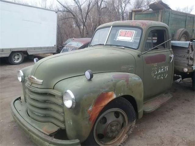 1951 Chevrolet Truck (CC-1452692) for sale in Cadillac, Michigan