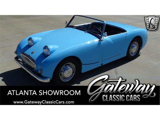 1960 Austin-Healey Sprite (CC-1452700) for sale in O'Fallon, Illinois
