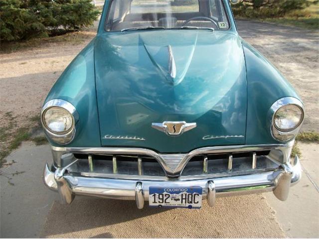 1952 Studebaker Champion (CC-1452701) for sale in Cadillac, Michigan