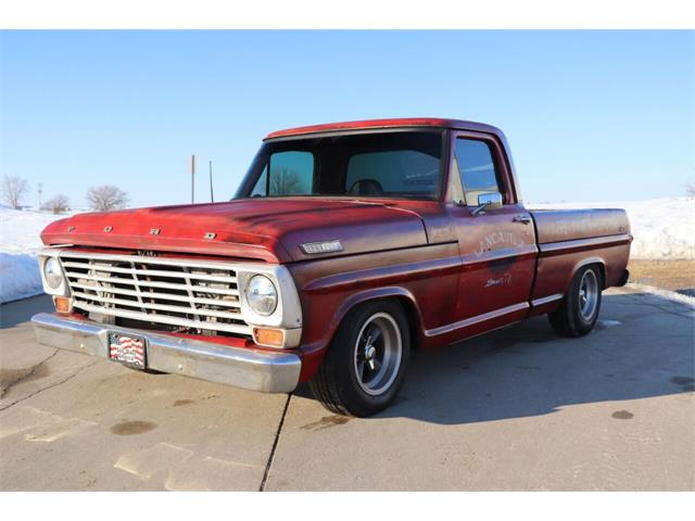 1970 Ford F100 (CC-1452710) for sale in Clarence, Iowa