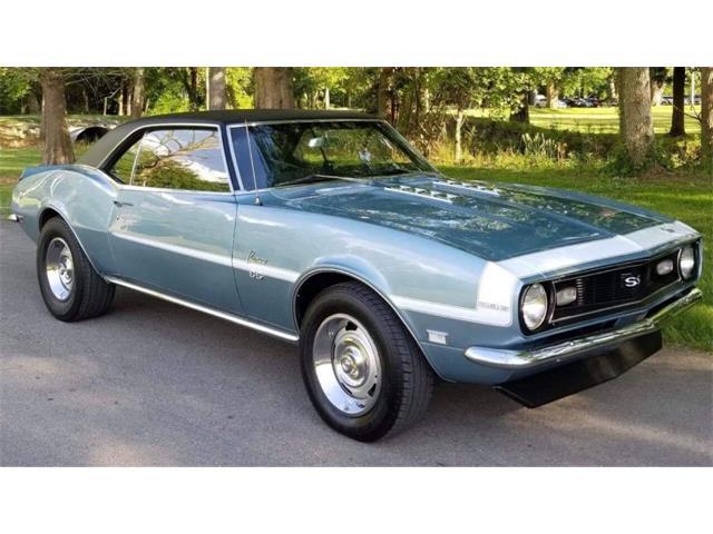 1968 Chevrolet Camaro (CC-1452716) for sale in Addison, Illinois