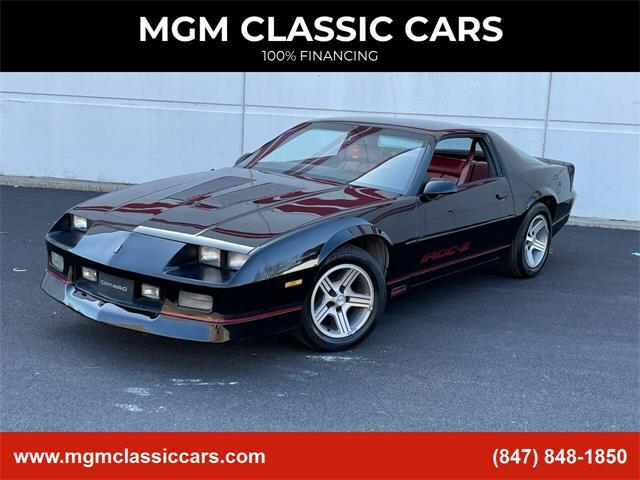 1989 Chevrolet Camaro (CC-1452718) for sale in Addison, Illinois