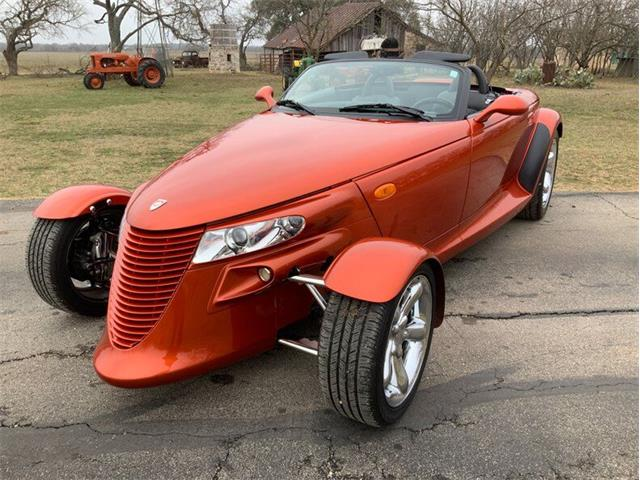 2001 Plymouth Prowler (CC-1452719) for sale in Fredericksburg, Texas