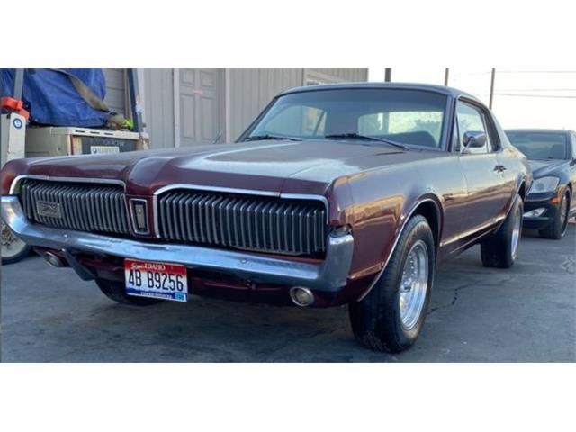 1967 Mercury Cougar (CC-1450272) for sale in Cadillac, Michigan