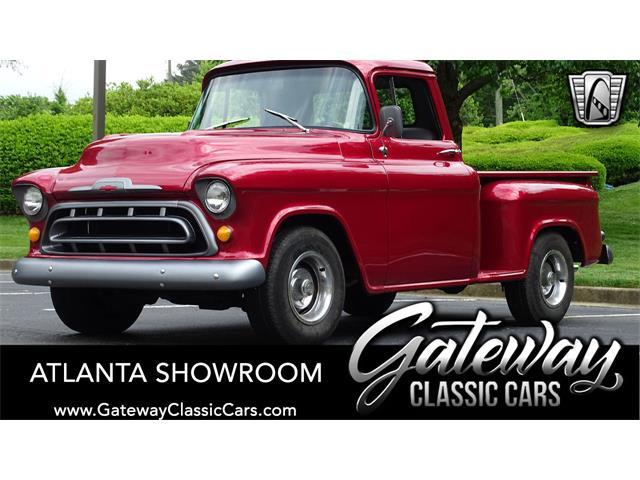 1957 Chevrolet 3100 (CC-1452721) for sale in O'Fallon, Illinois
