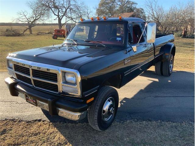 1993 Dodge Ram (CC-1452724) for sale in Fredericksburg, Texas