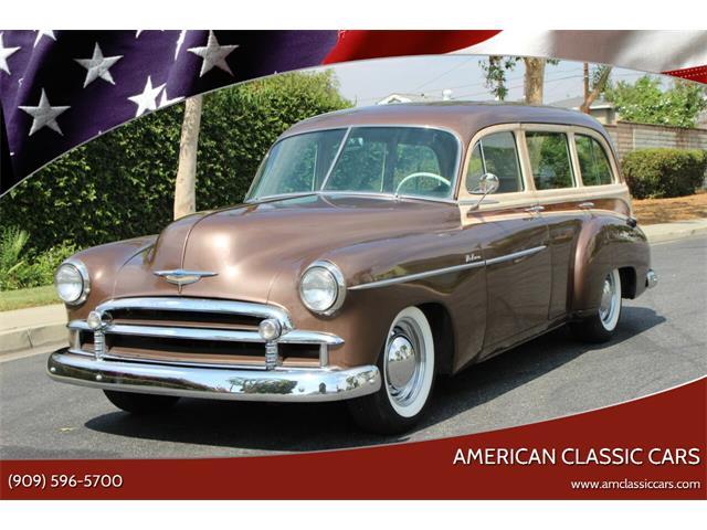 1950 Chevrolet Styleline (CC-1452725) for sale in La Verne, California