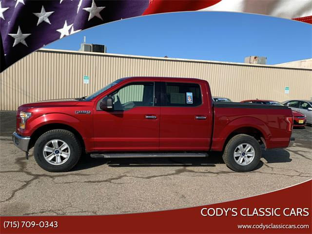 2017 Ford F150 (CC-1452734) for sale in Stanley, Wisconsin