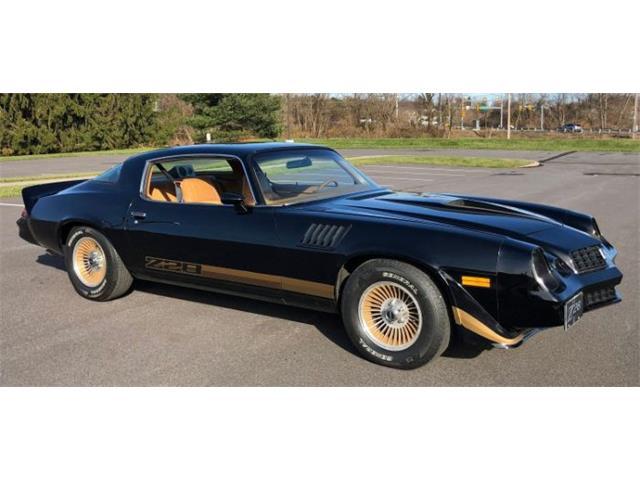 1979 Chevrolet Camaro (CC-1450274) for sale in Cadillac, Michigan