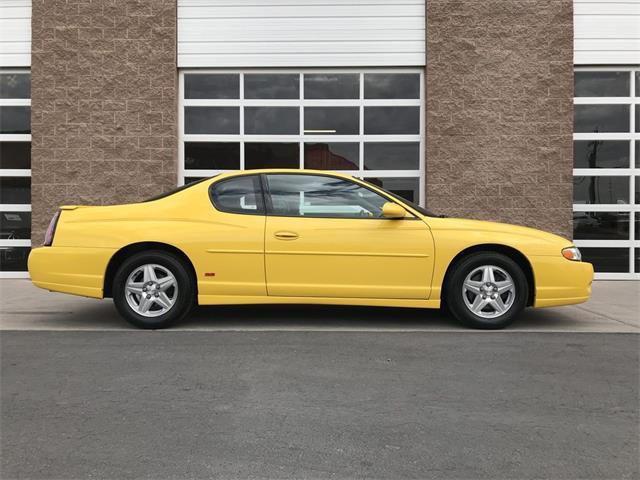 2004 Chevrolet Monte Carlo SS (CC-1452742) for sale in Henderson, Nevada