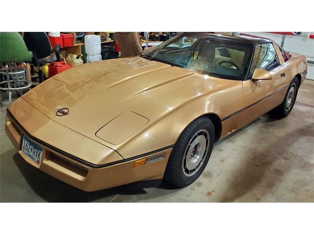 1985 Chevrolet Corvette (CC-1452747) for sale in Annandale, Minnesota