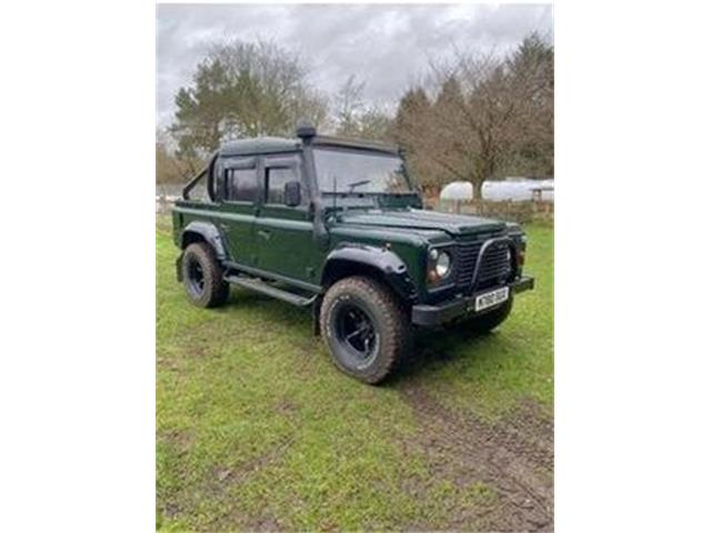 1994 Land Rover Defender (CC-1450275) for sale in Cadillac, Michigan