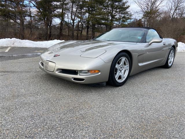1999 Chevrolet Corvette (CC-1452775) for sale in Westford, Massachusetts