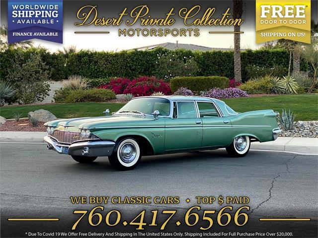 1960 Chrysler Imperial (CC-1452783) for sale in Palm Desert , California