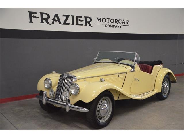 1954 MG TF (CC-1452790) for sale in Lebanon, Tennessee