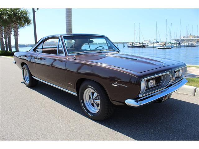 1967 Plymouth Barracuda (CC-1452801) for sale in Palmetto, Florida