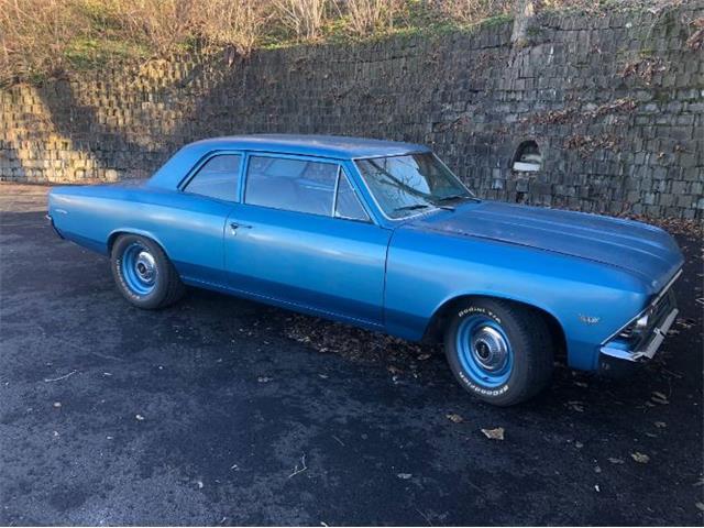 1966 Chevrolet Chevelle (CC-1450285) for sale in Cadillac, Michigan