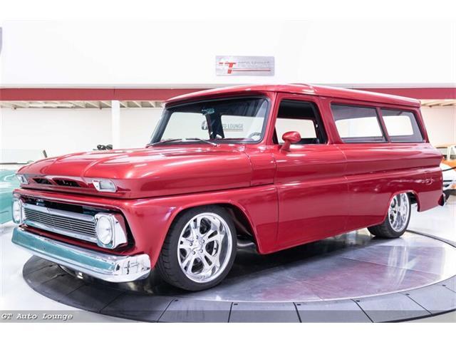 1965 Chevrolet Suburban (CC-1452863) for sale in Rancho Cordova, California