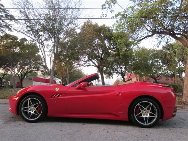 2010 Ferrari California (CC-1452871) for sale in Delray Beach, Florida
