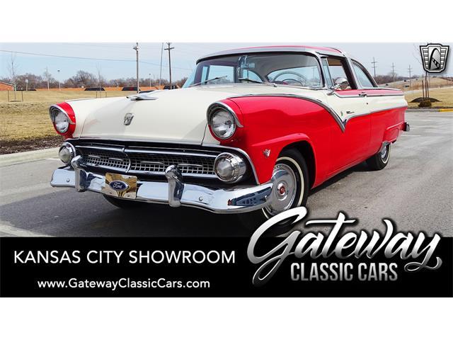 1955 Ford Crown Victoria (CC-1452876) for sale in O'Fallon, Illinois