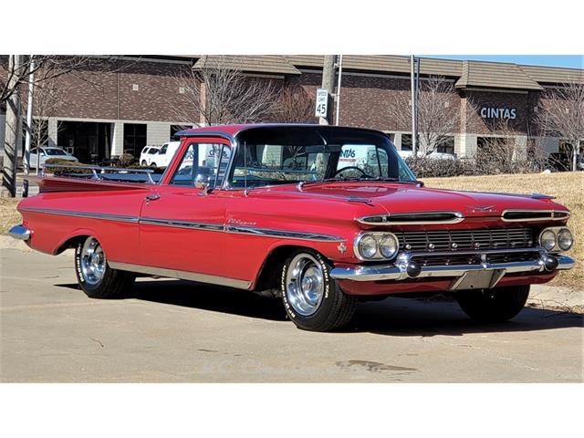 1959 Chevrolet El Camino (CC-1452883) for sale in Lenexa, Kansas