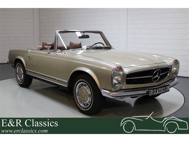 1970 Mercedes-Benz 280SL (CC-1452884) for sale in Waalwijk, - Keine Angabe -