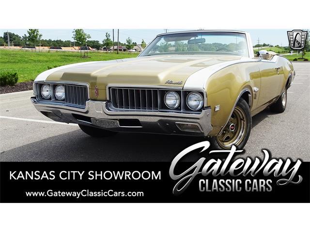 1969 Oldsmobile Cutlass (CC-1452886) for sale in O'Fallon, Illinois