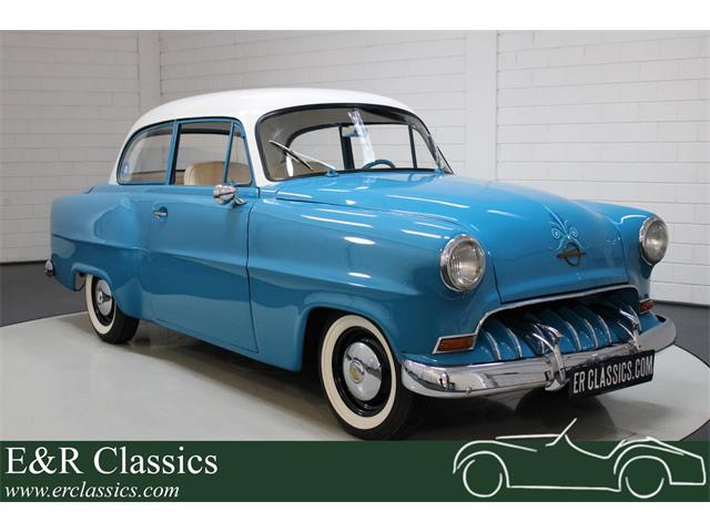 1953 Opel Olympia-Rekord (CC-1452895) for sale in Waalwijk, - Keine Angabe -