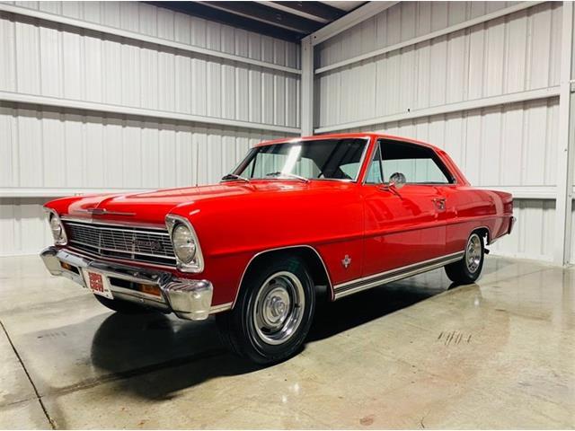 1966 Chevrolet Nova (CC-1452896) for sale in Largo, Florida