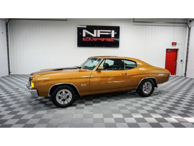 1972 Chevrolet SS (CC-1450291) for sale in North East, Pennsylvania