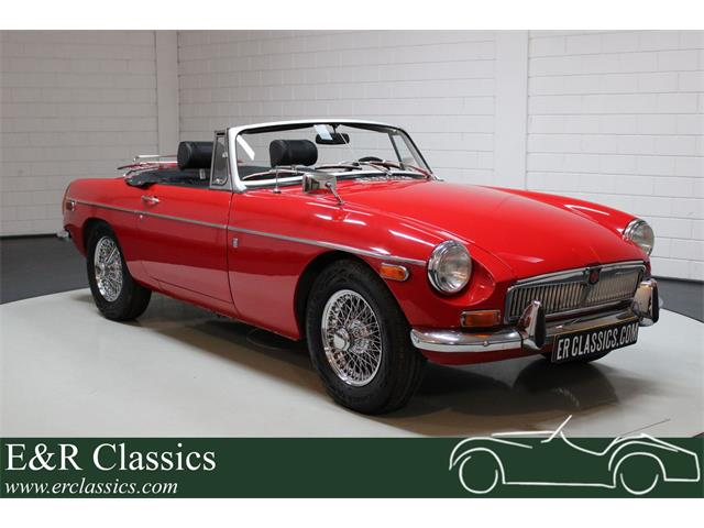 1971 MG MGB (CC-1452924) for sale in Waalwijk, - Keine Angabe -