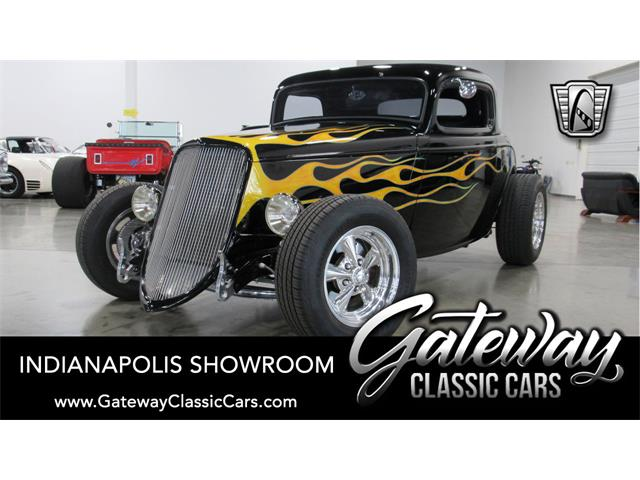 1934 Ford Coupe (CC-1452951) for sale in O'Fallon, Illinois