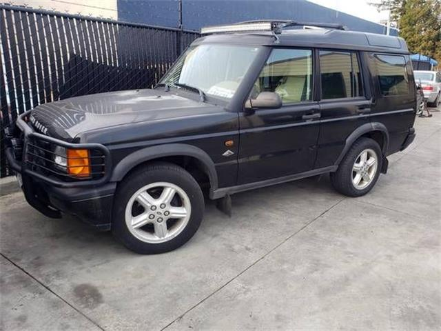 2000 Land Rover Discovery (CC-1450297) for sale in Cadillac, Michigan