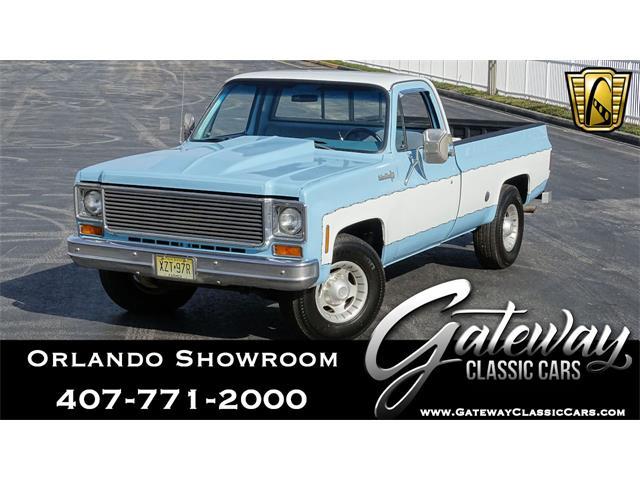 1974 Chevrolet C20 (CC-1452970) for sale in O'Fallon, Illinois